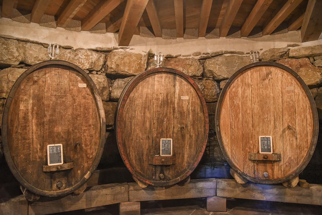 Domaine Léon Boesch - route des vins d'Alsace