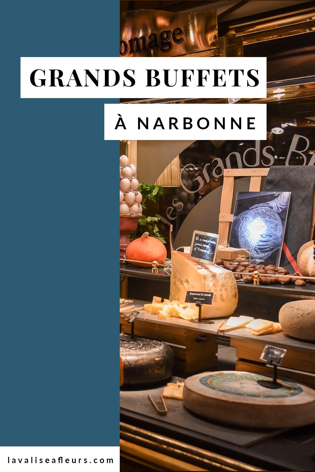 Déjeuner aux Grands Buffet à Narbonne