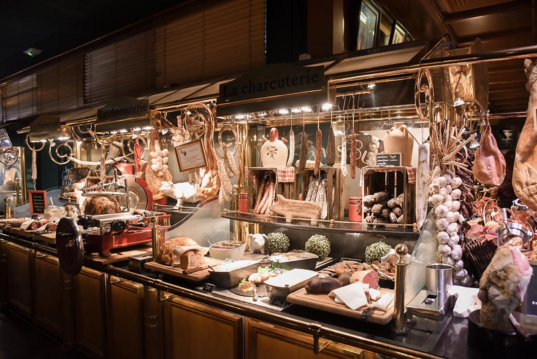 Buffet de charcuterie - Les Grands Buffets à Narbonne