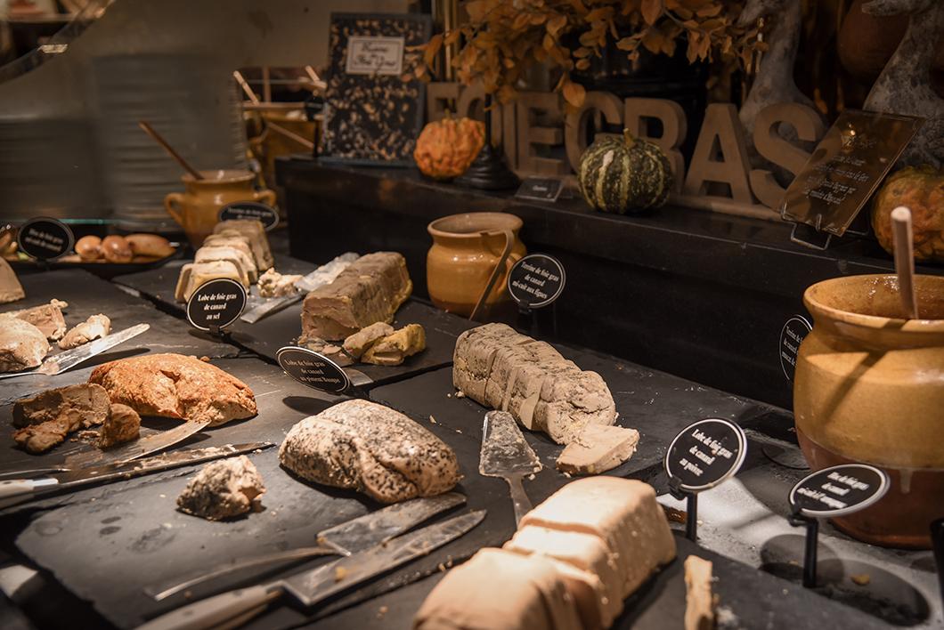 Buffet de foie gras - Les Grands Buffets à Narbonne