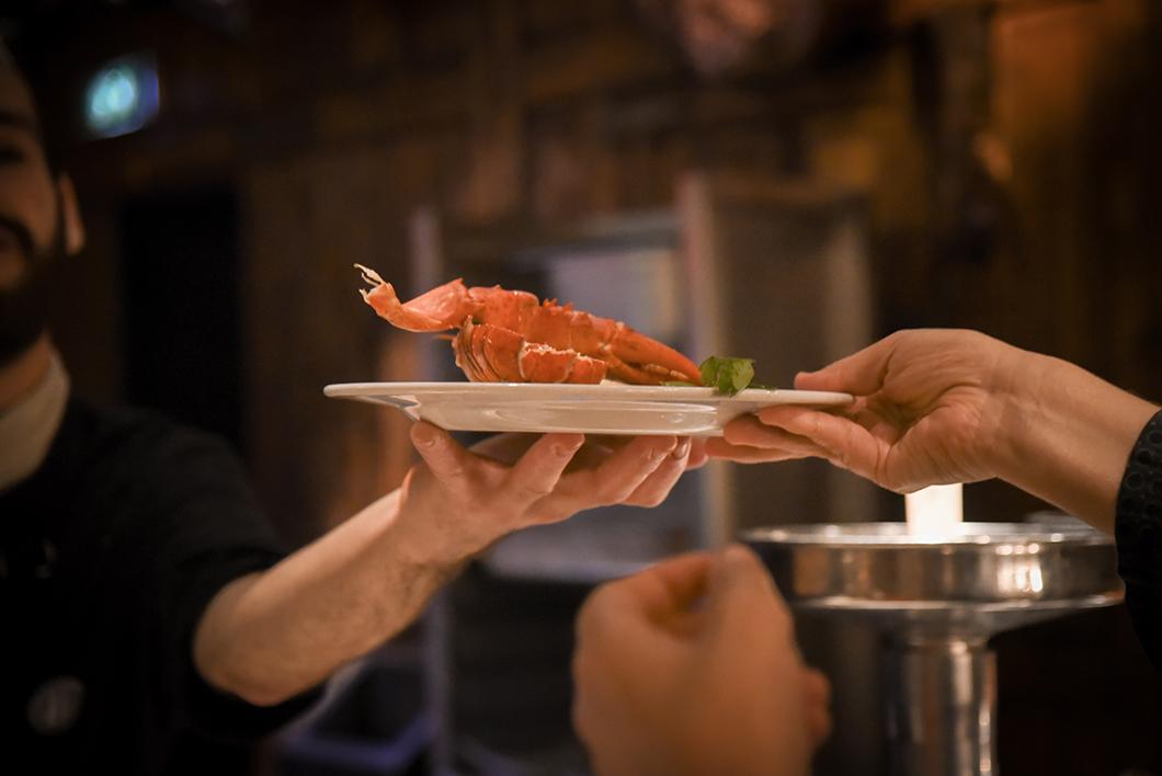 La rôtisserie - Les Grands Buffets à Narbonne