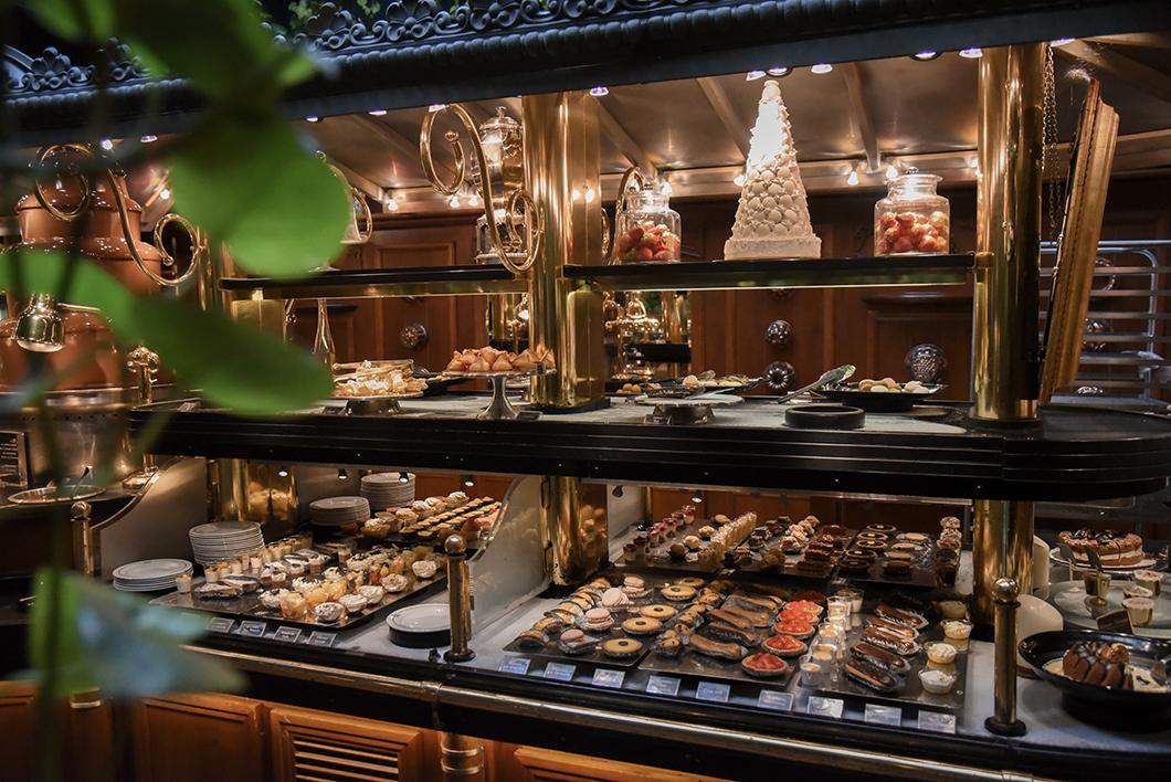 Buffet de desserts - Les Grands Buffets à Narbonne