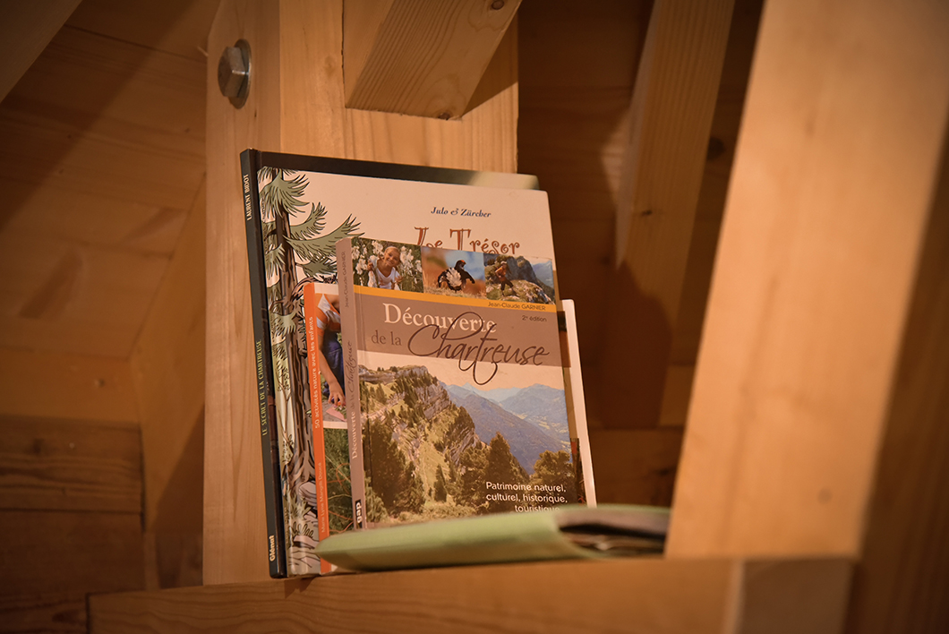 Dormir dans une cabane perchée à Saint-Pierre de Chartreuse - Activité insolite dans les Alpes