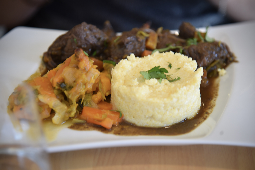 Repas chez Oréade Balnéo