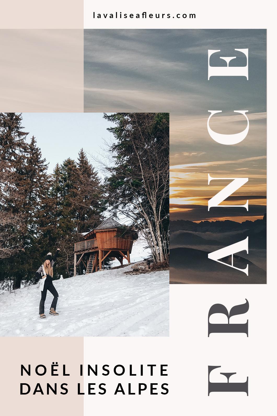 Un Noël insolite dans les Alpes
