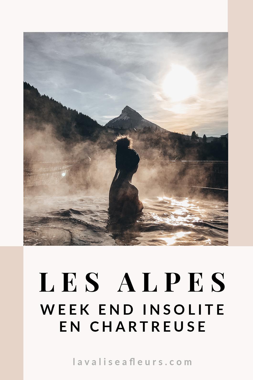 Week end insolite en Chartreuse dans les Alpes