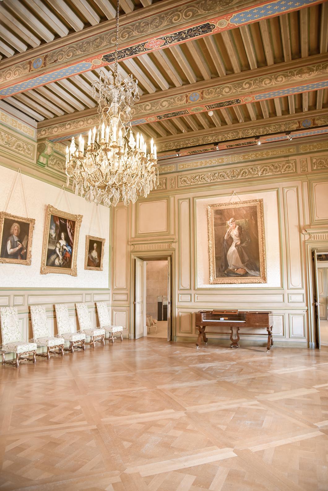 Que faire à Grignan ? Visite du Château de Grignan