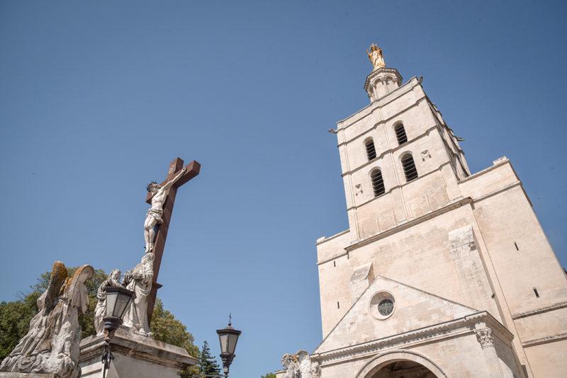 La cathédrale Notre-Dame des Doms - Visites incontournables à Avignon