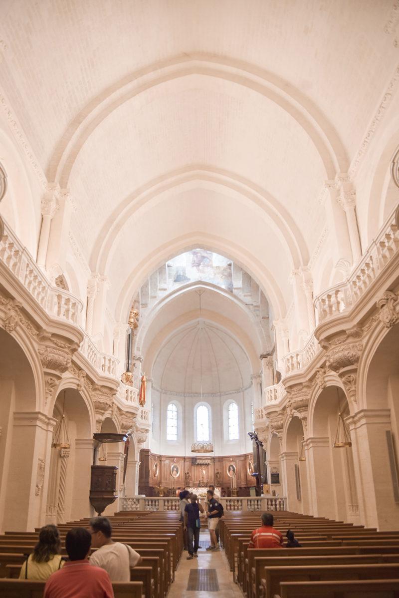 Que visiter à Avignon ? La cathédrale Notre-Dame des Doms