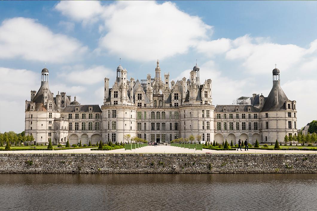 Château de Chambord - 5 des monuments historiques à visiter en France - Photo Pexels