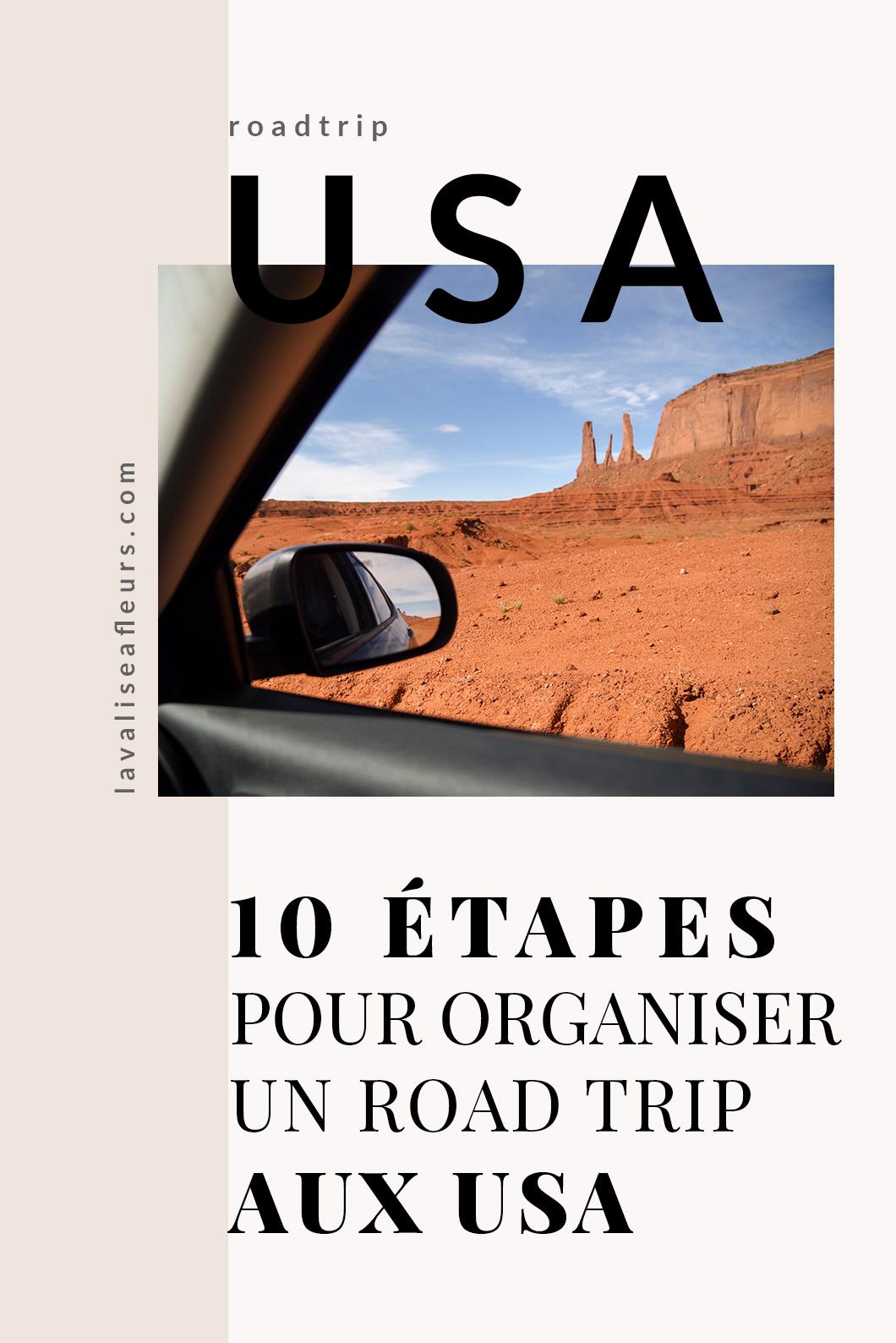Comment organiser un voyage de 3 mois aux USA