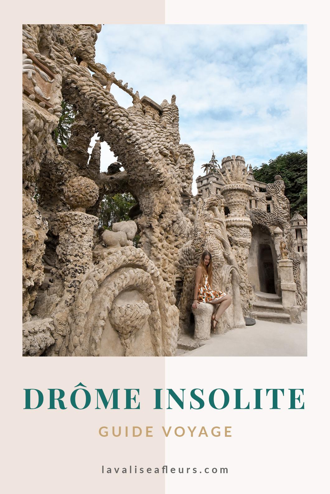 Guide voyage de la Drôme insolite