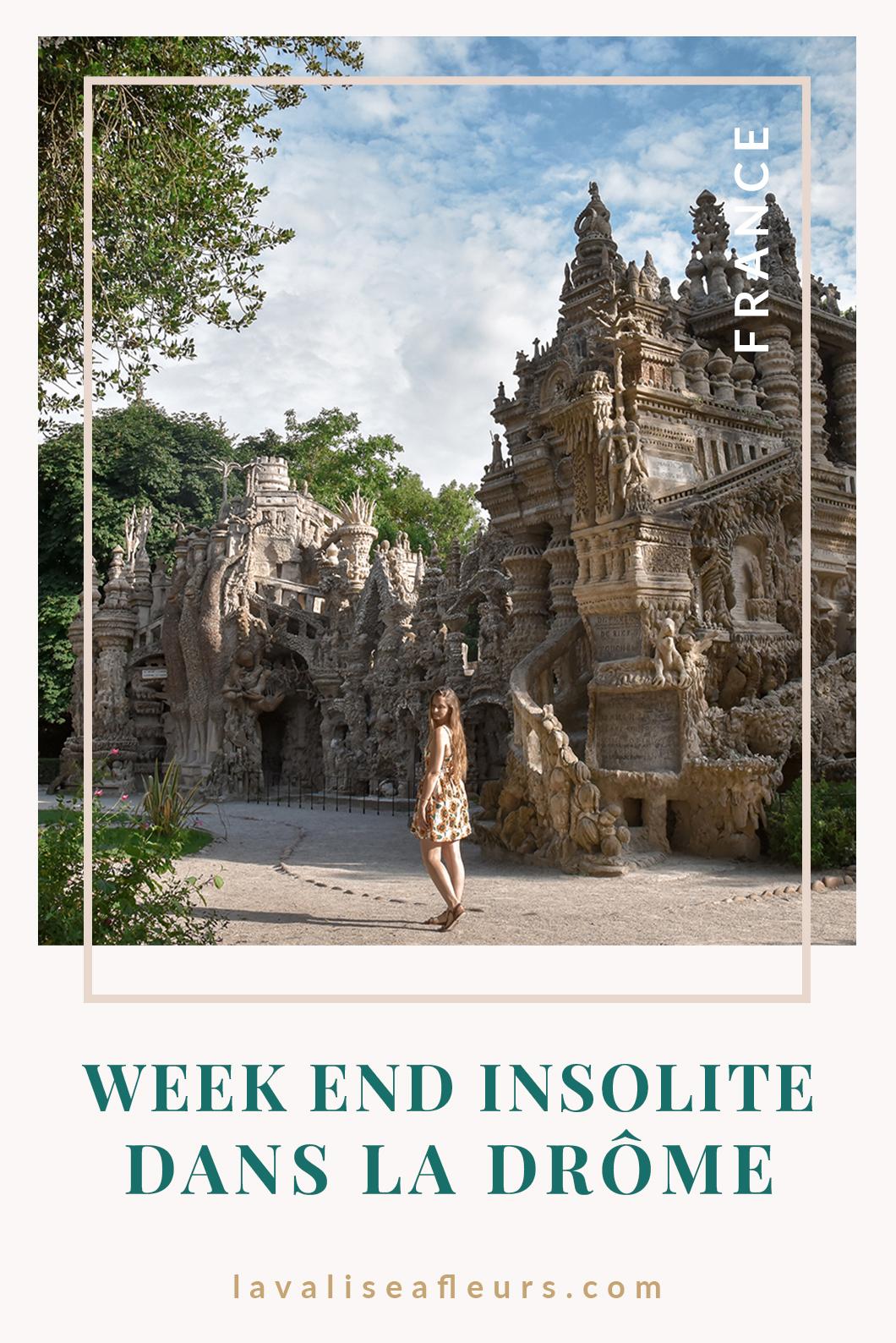 Idée de week end dans la Drôme