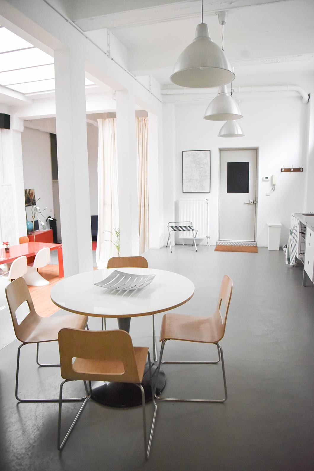 Où dormir lors d'un week end à Bruxelles ? Notre airbnb