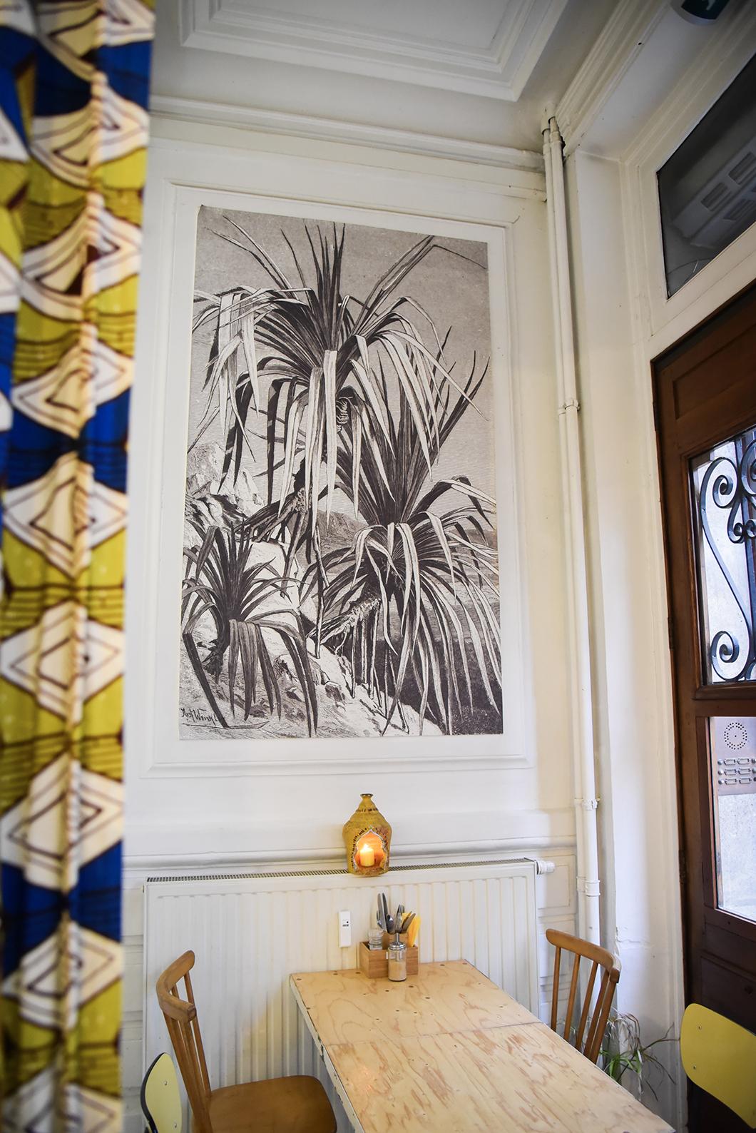 Yeti, restaurant brunch à Bruxelles