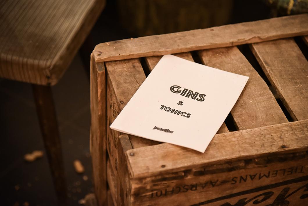 Où sortir à Bruxelles ? Cocktail gin tonic chez De Haus