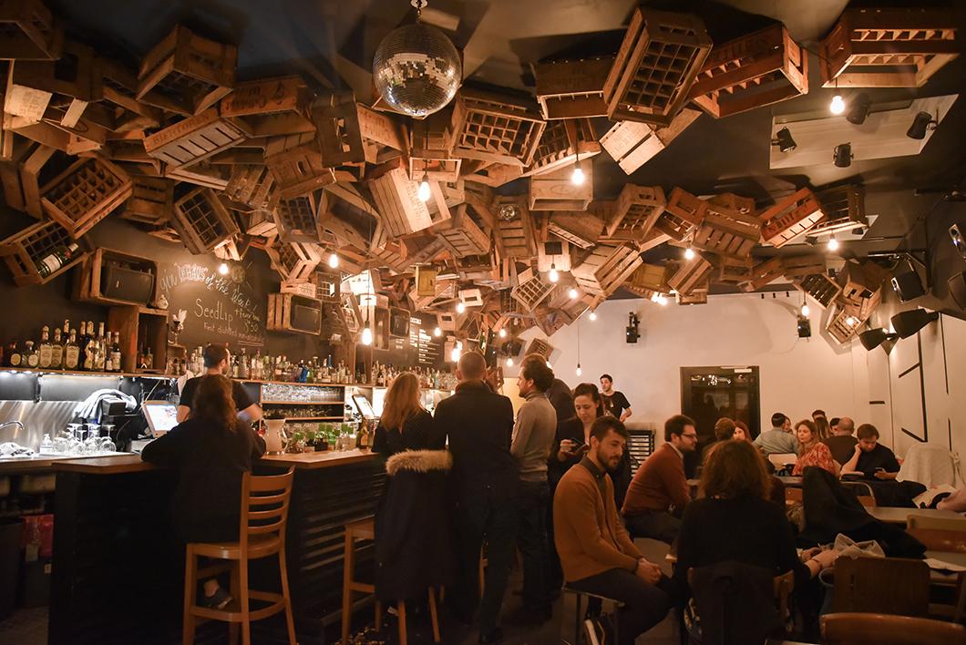 De Haus, meilleur gin tonic de Bruxelles
