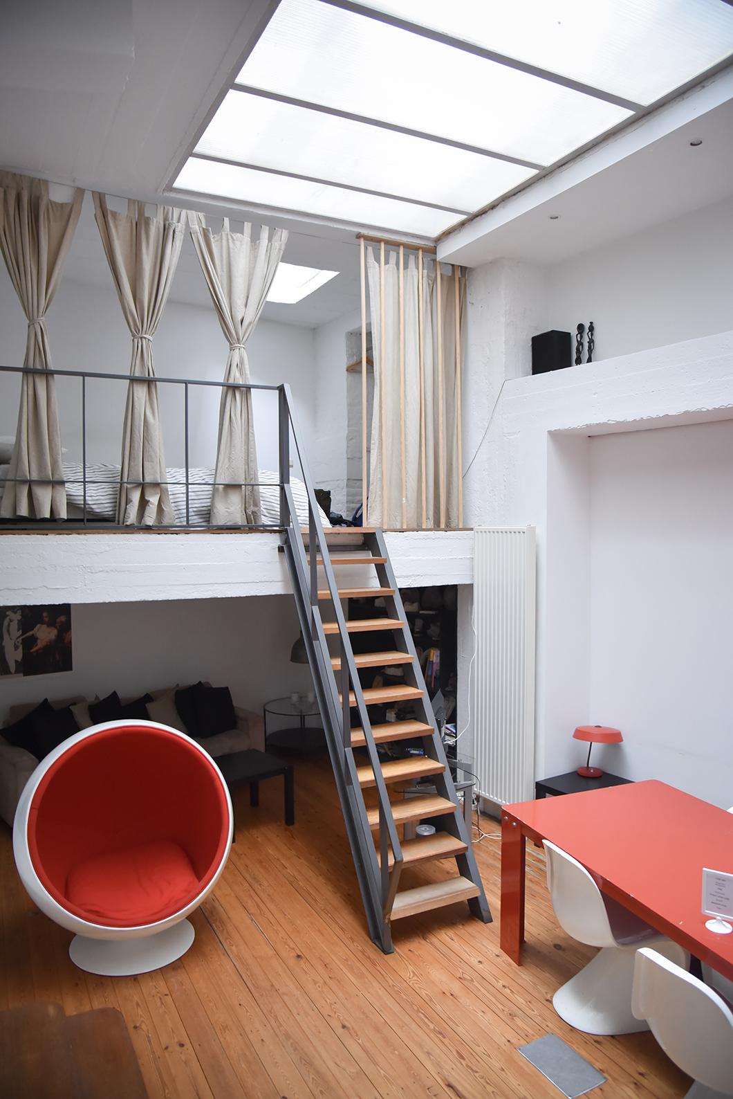 Où dormir à Bruxelles ? Notre Airbnb