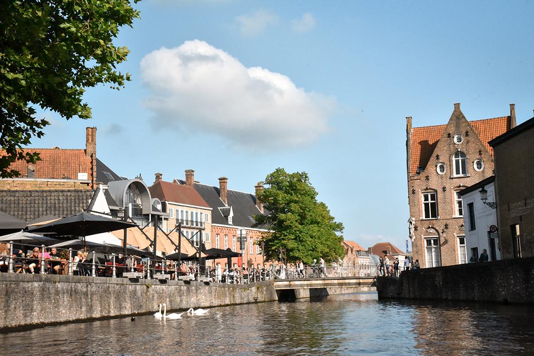 Nos spots préférés à Bruges