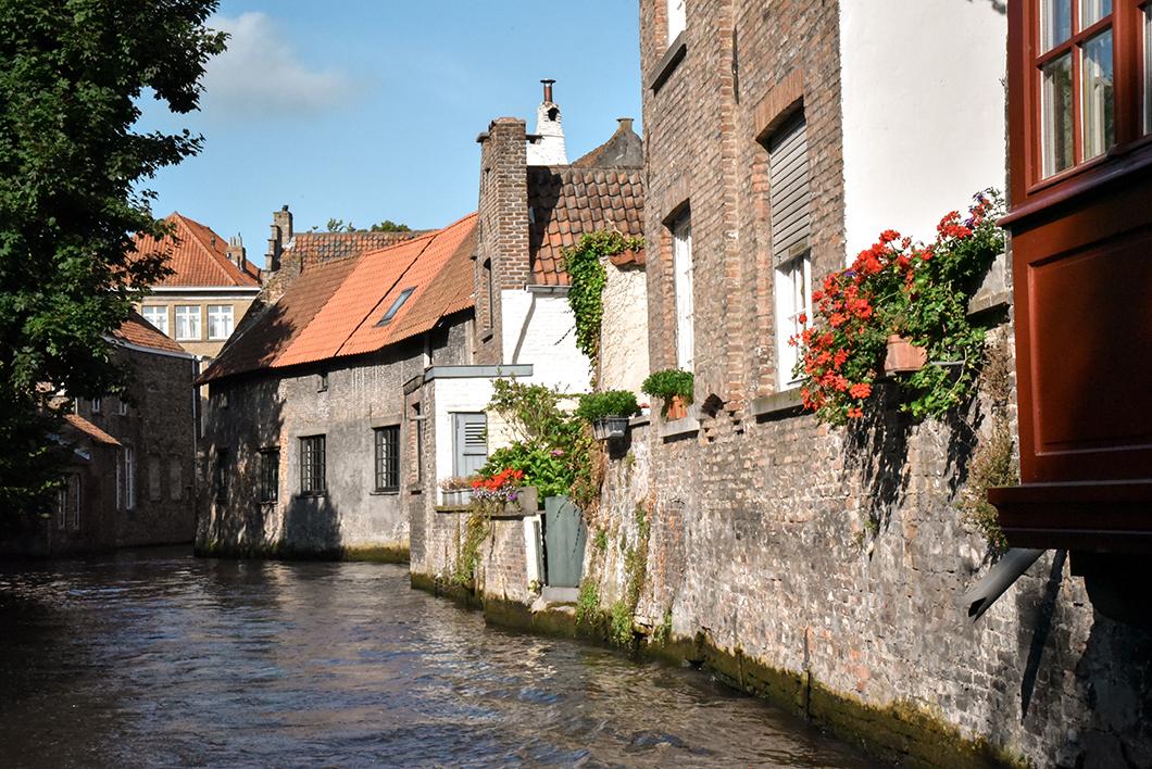Les plus jolis points de vue de Bruges