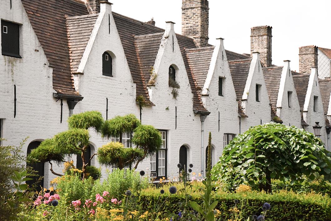 Que faire à Bruges ? Découvrir les Maisons-Dieu De Vos Almshouse