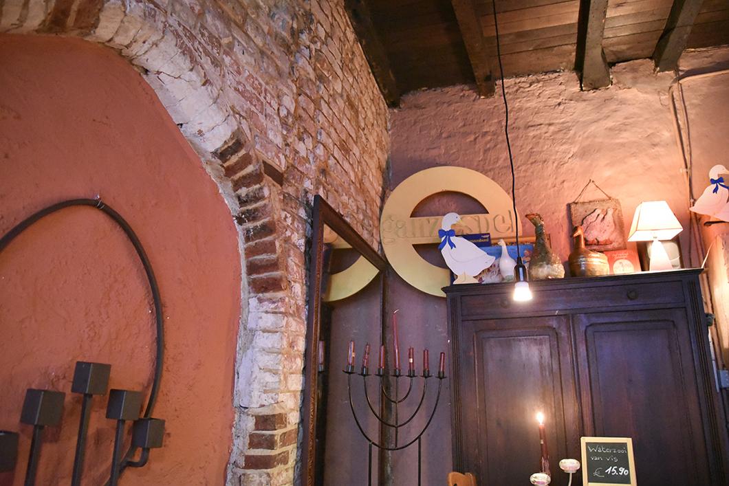 Où manger à Bruges ? Ganzespel, top des restaurants à Bruges