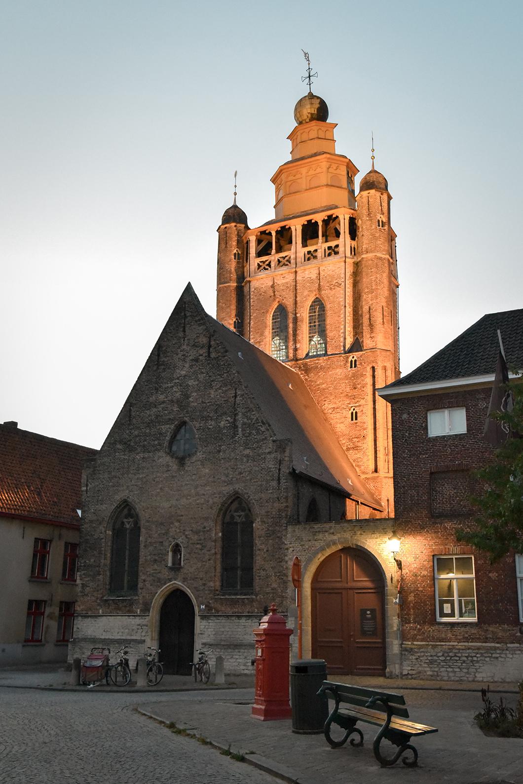 Les plus beaux endroits de Bruges en Belgique