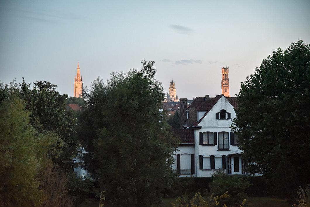 Où se balader à Bruges ? Les Moulins Saint Jean (Sint-Janshuis Mill)