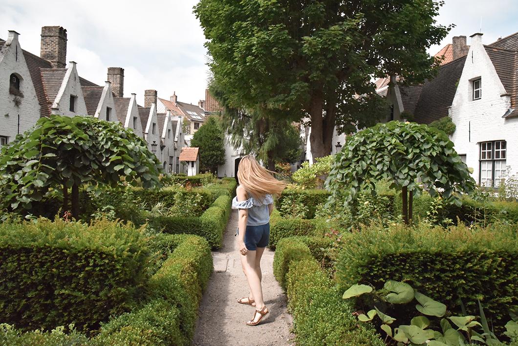 Que visiter à Bruges ? Les Maisons-Dieu De Vos Almshouse