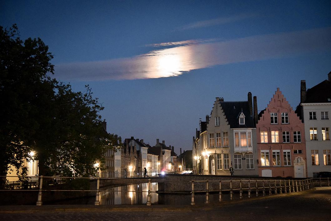 Le Canal de la Main d'or, incontournable à Bruges
