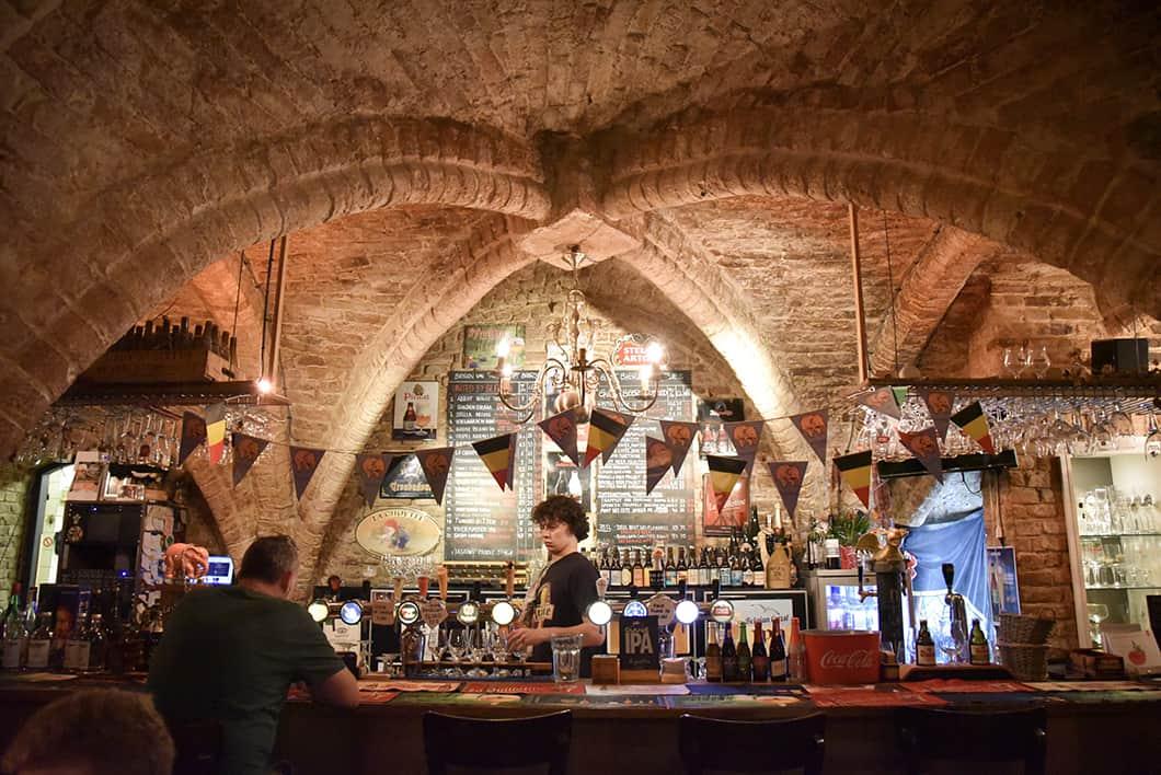 Nos brasseries préférées à Bruges
