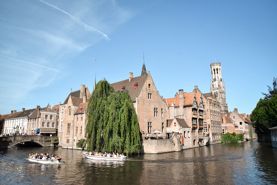Un long week end à Bruges