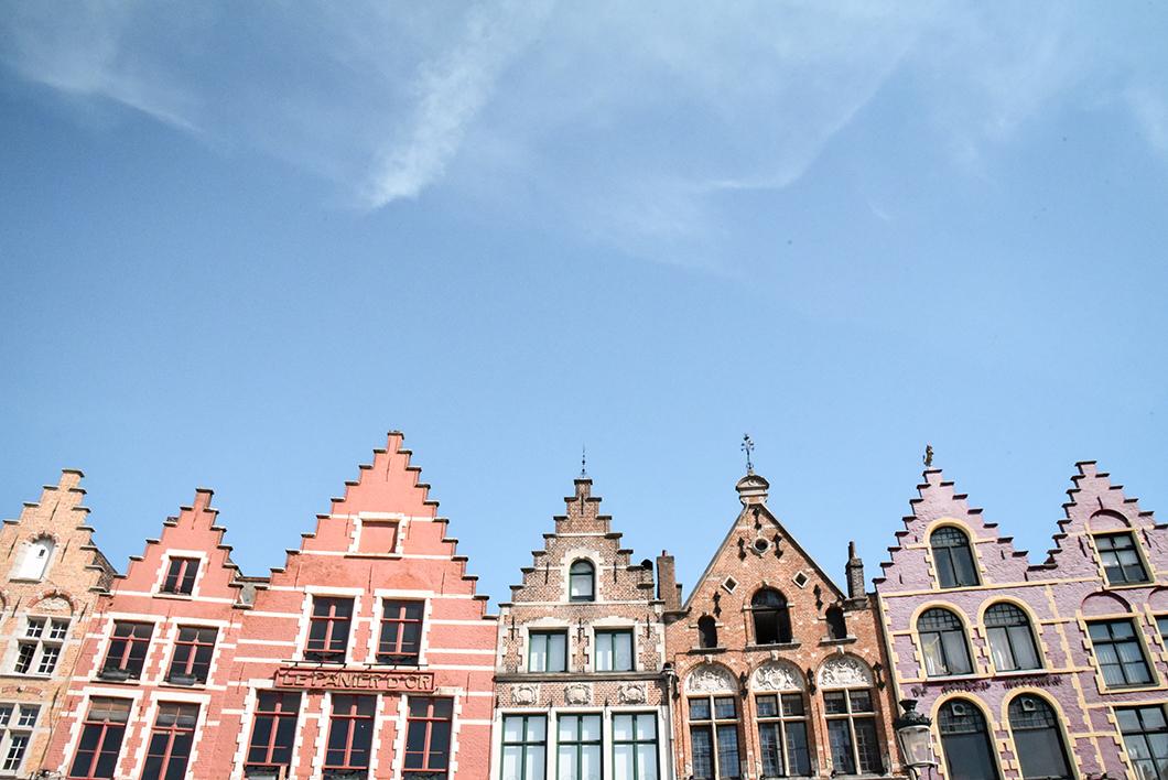 Que visiter à Bruges ? La Grand-Place (le Markt)