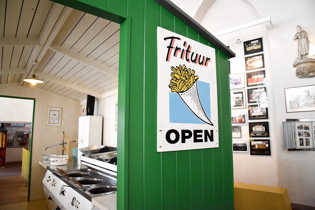 Découvrir le Musée de la Frits à Bruges