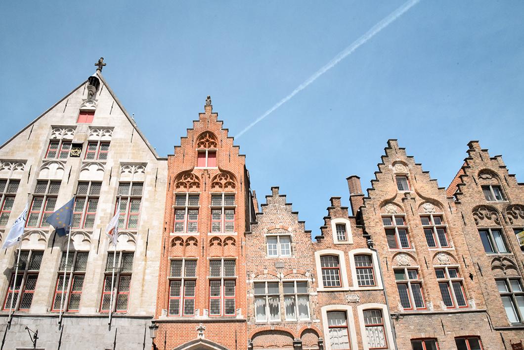 Idée de week end à Bruges