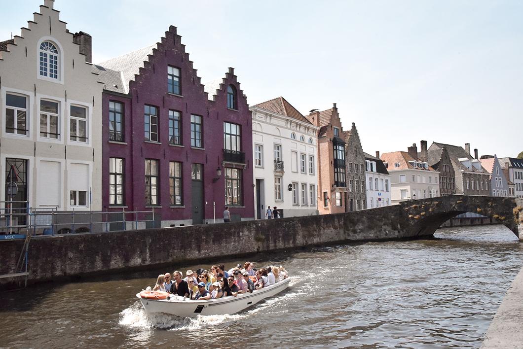 Notre programme de 2 jours à Bruges