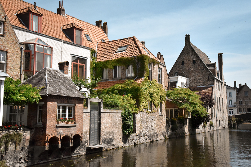 Promenade au Gouden Handrei, incontournable à Bruges