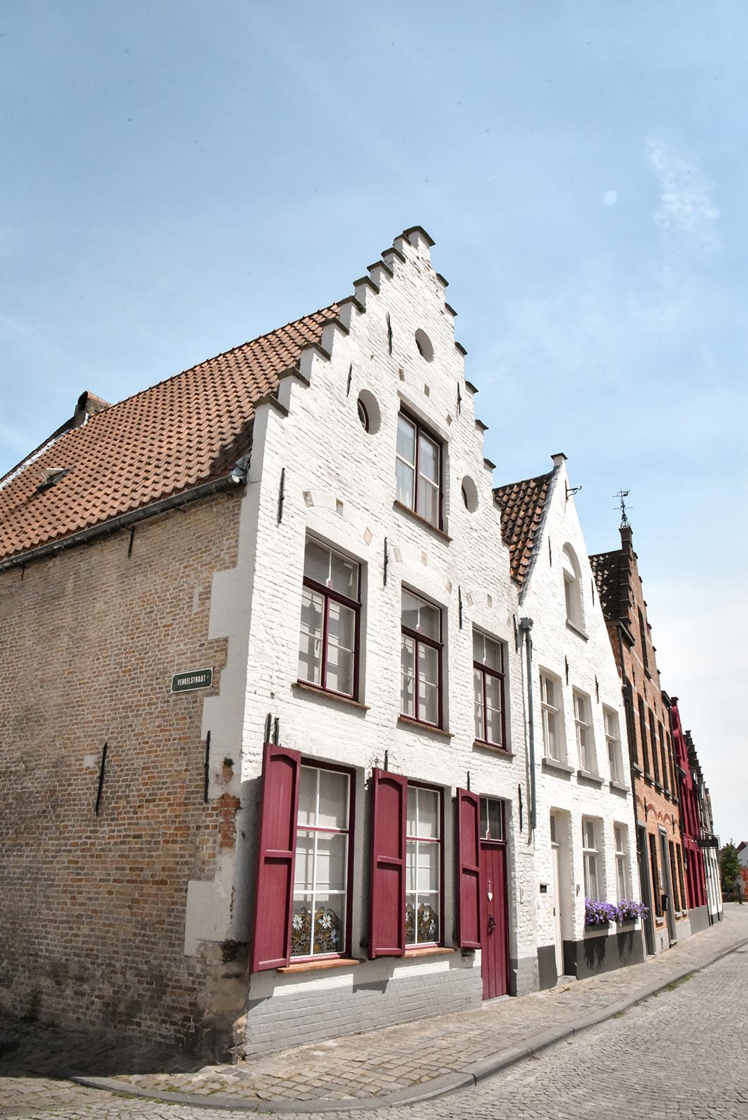Découvrir le quartier Saint Anne (Sint-Annakerk) à Bruges