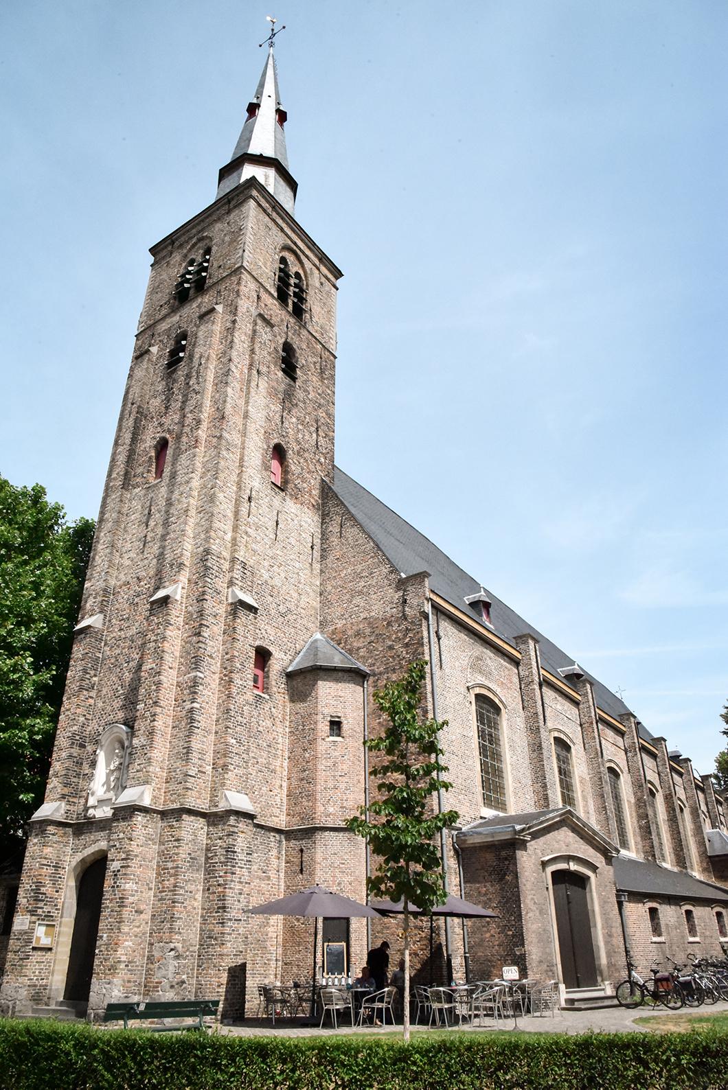 Que faire à Bruges ? Les plus belles églises