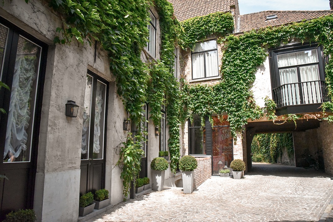 LesMaisons-Dieu(Godshuizen), visite incontournable à Bruges