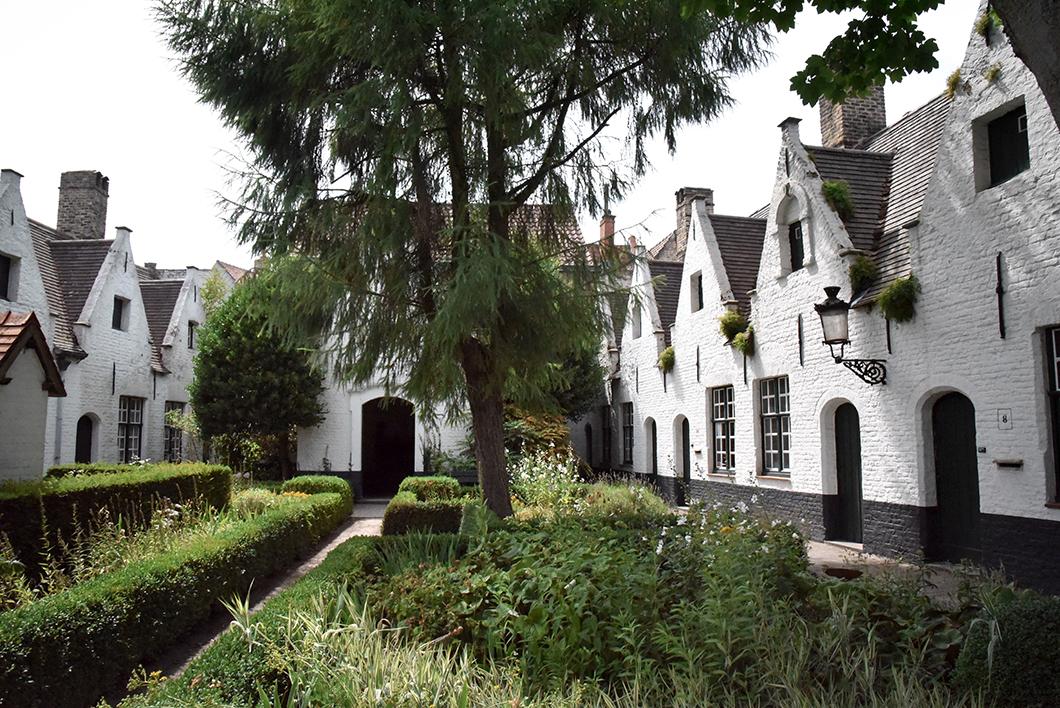 Top des visites à Bruges, lesMaisons-Dieu(De Vos Almshouse)