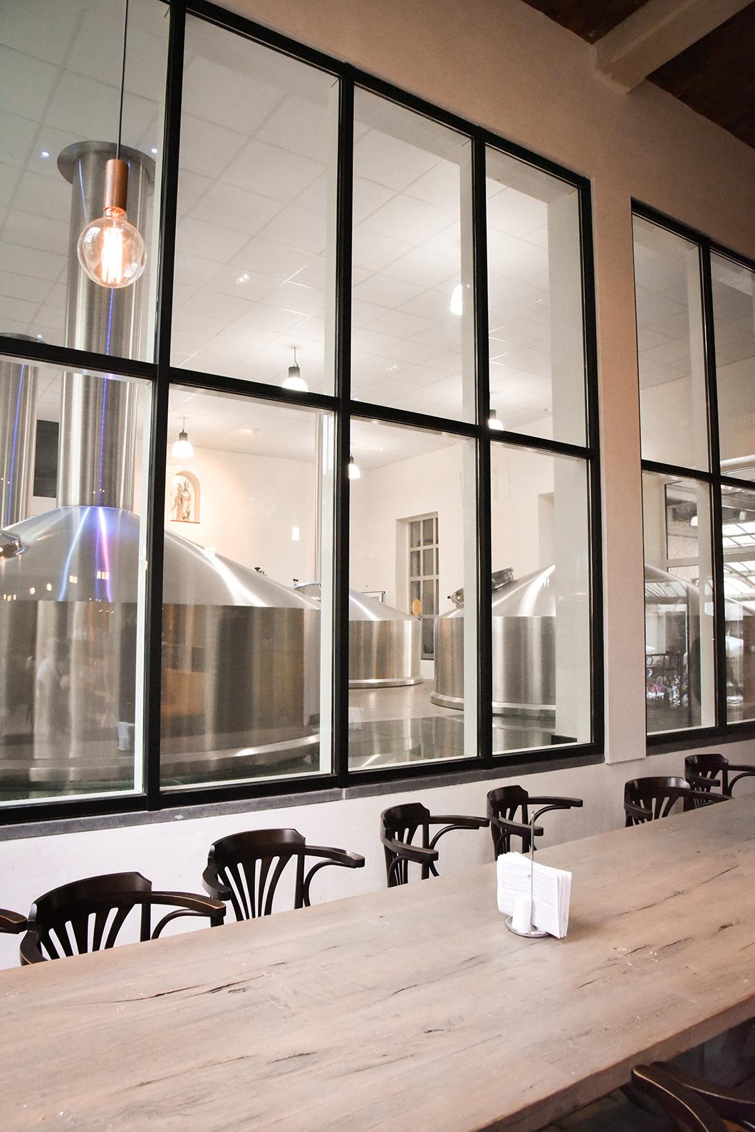 Brasserie artisanaleDe Halve Maan, incontournable à Bruges