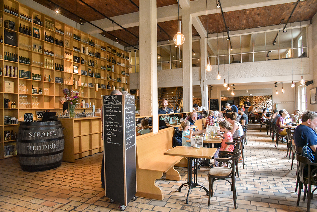 De Halve Maan, top des brasseries à Bruges