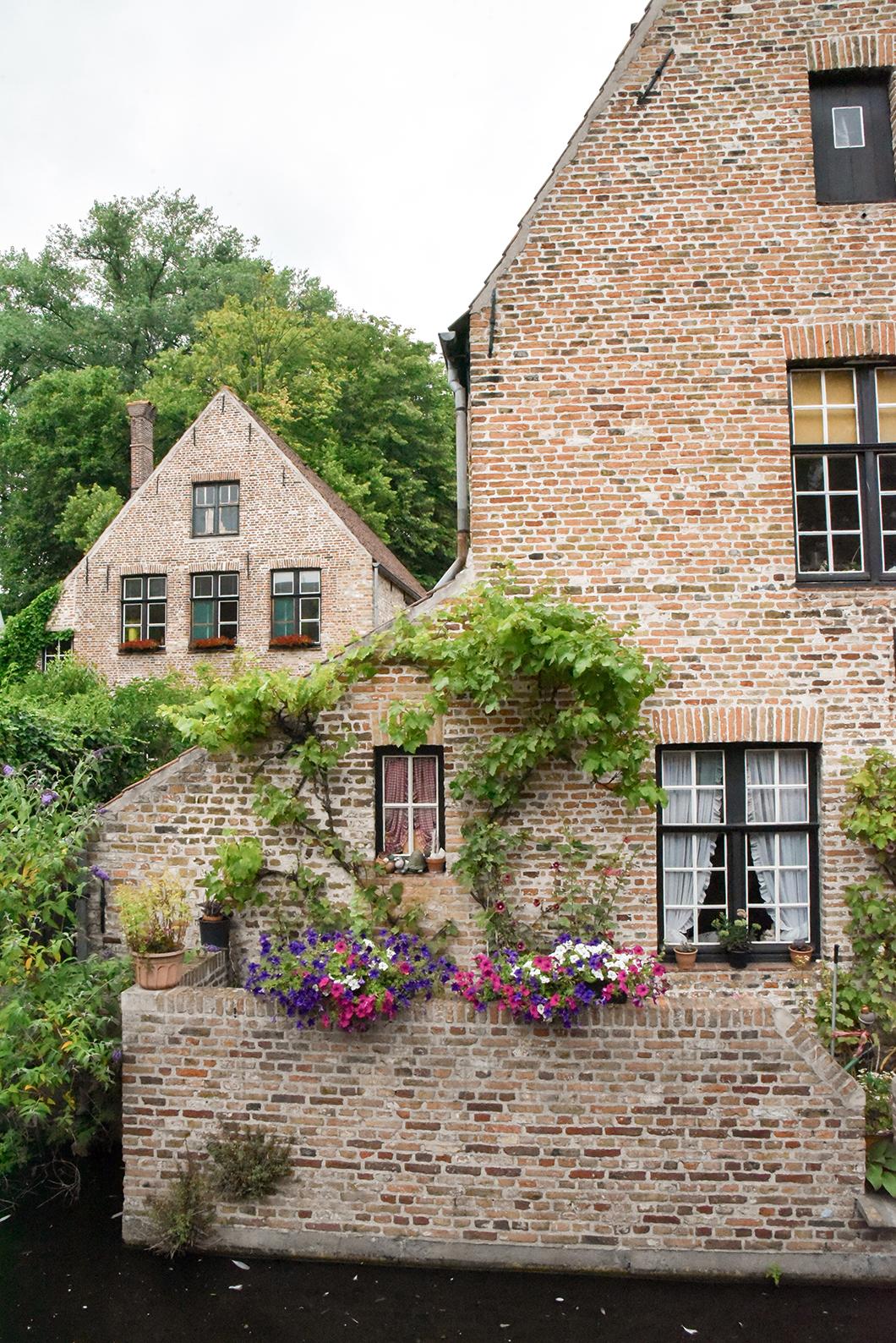 Que faire à Bruges ? Balade au parc Minnewater