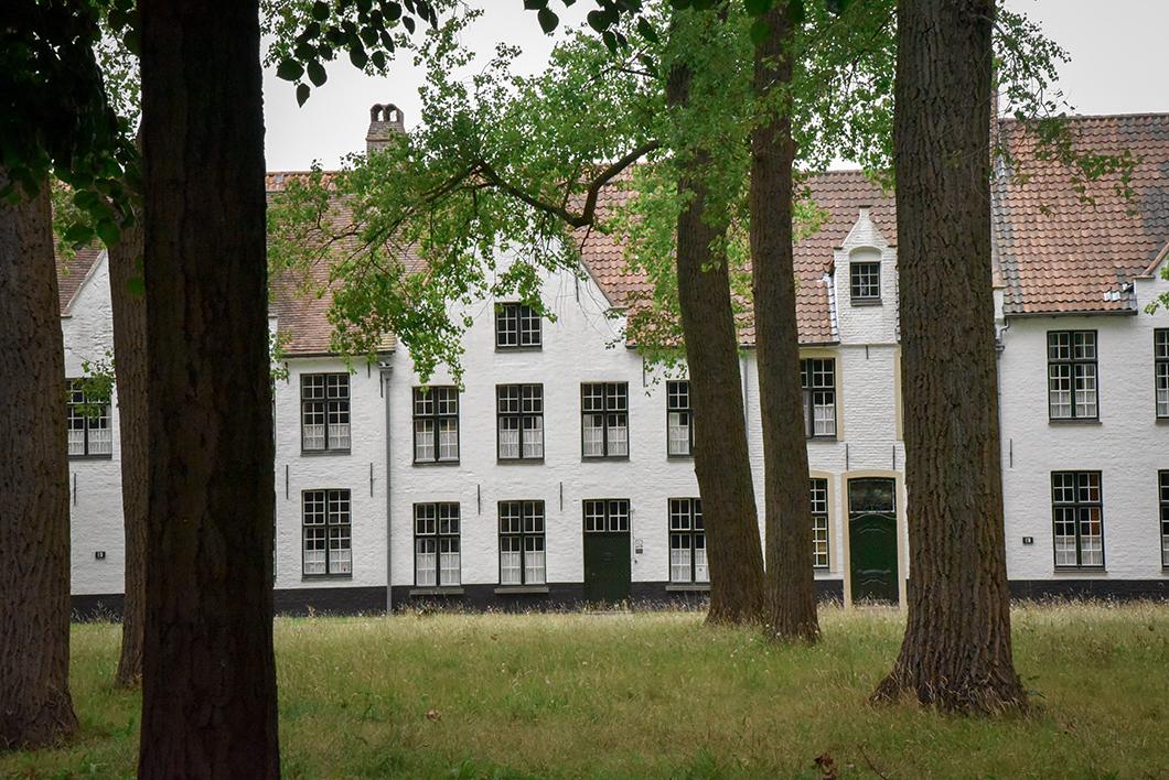 Le Beguinage (monastère bénédictin de la Vigne), visite incontournable à Bruges