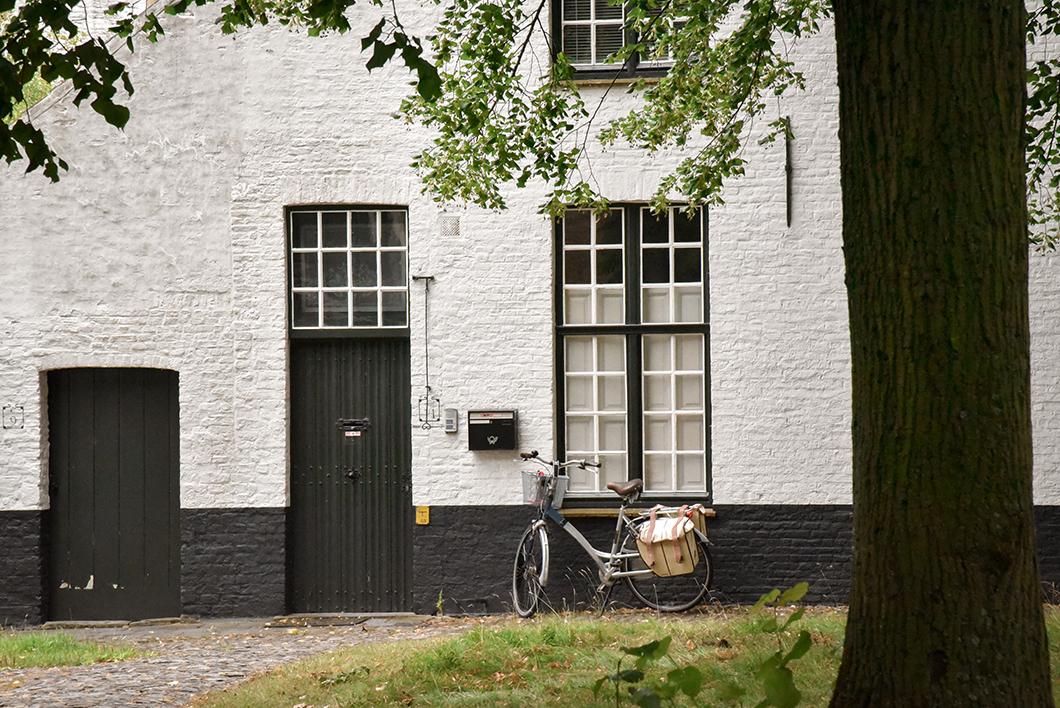 Que faire à Bruges ? Découvrir le Beguinage