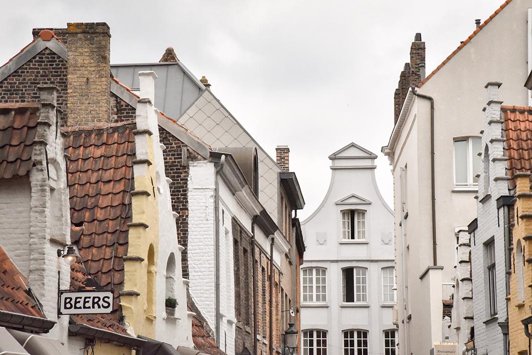 Où partir en Europe au printemps ? Week end à Bruges