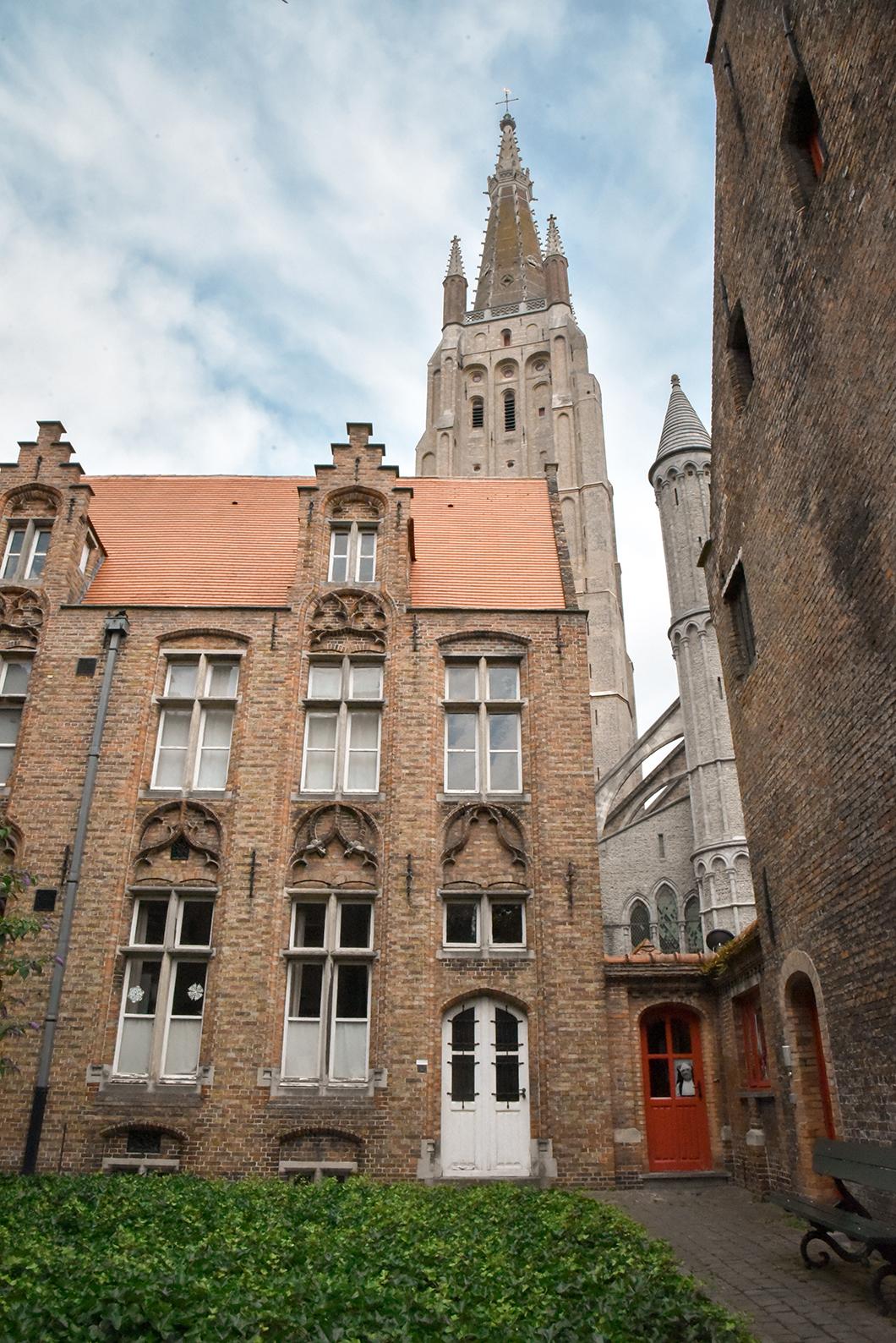 Visiter les Églises et Cathédrales de Bruges