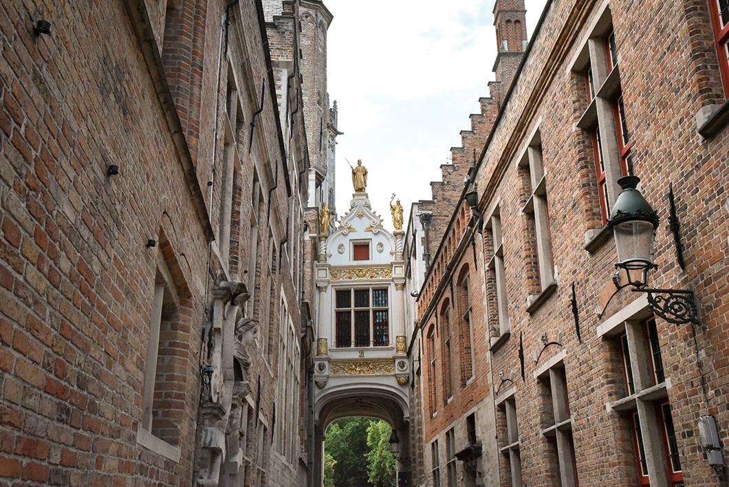 Visiter Bruges en 2 jours