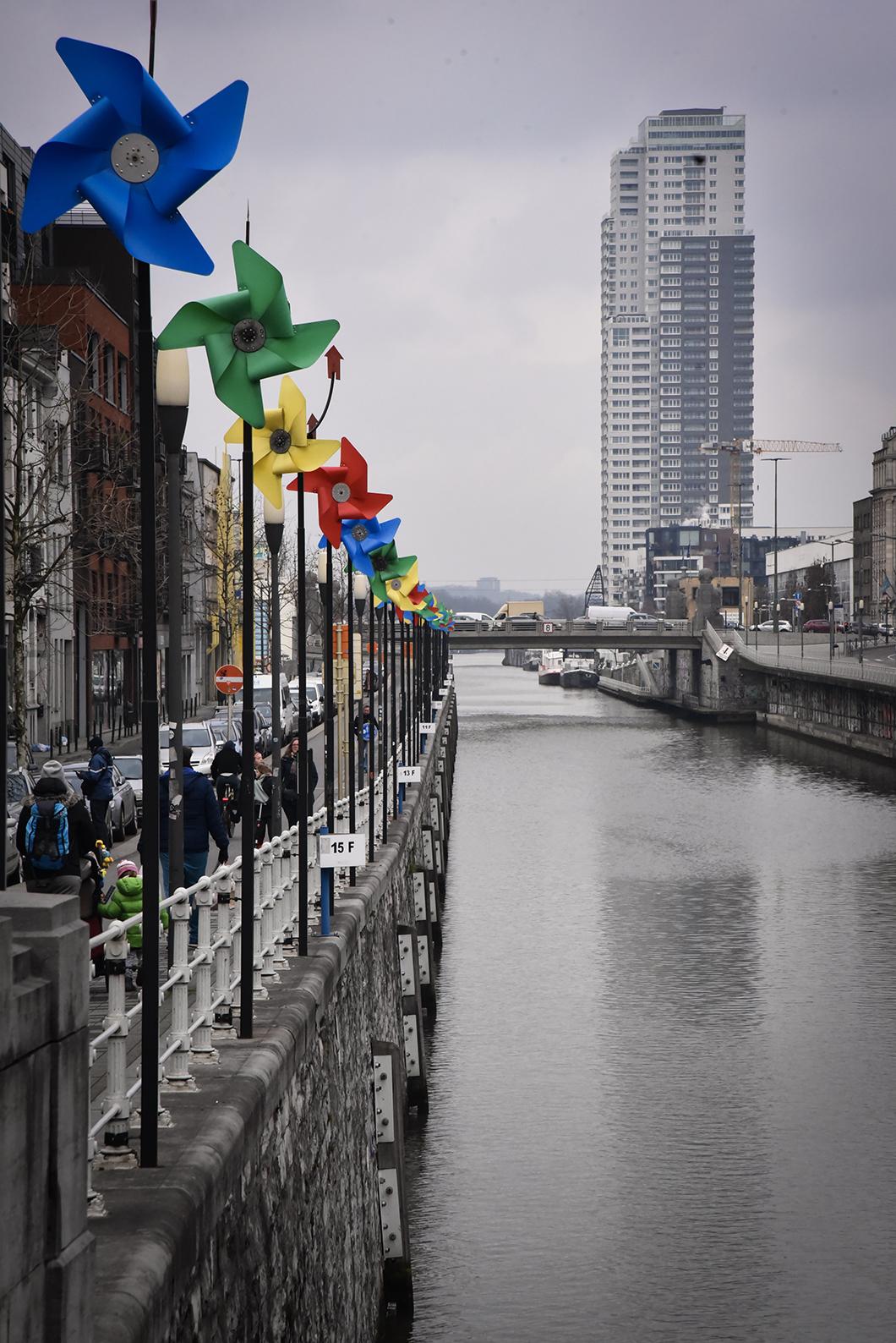 Les quais de Bruxelles
